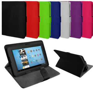 Universal-PU-Leather-Stand-Folding-Folio-Case-Cover-Pouch-For-9-10-Inch-Tablets