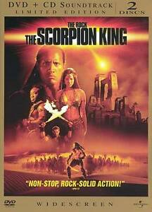 The Scorpion King (DVD, 2010, WS Collectors Edition ...