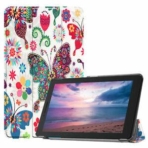 Custodia-Per-Lenovo-Tab-E8-TB-8304F-Slim-Case-Smart-Cover-Borsa-Compressa
