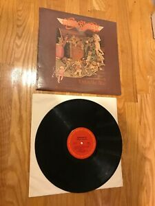 1975-Aerosmith-Toys-In-The-Attic-Classic-Rock-Columbia-Vinyl-LP-Nice