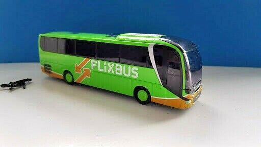 """Rietze 74820 autobus MAN Lion´s ´17 """"FLIXBUS""""  HO 1:87"""