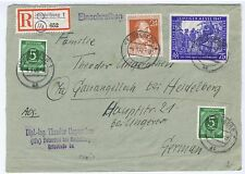 All.Bes./Gemeinsch.Ausg.Mi. 966 u.a., Not-R-Heidelberg, 4.3.48 (Bf.-VS)