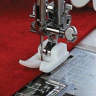 JANOME Genuine Sewing Machine ULTRA GLIDE SLIDE TEFLON foot Cat B+C 200329004