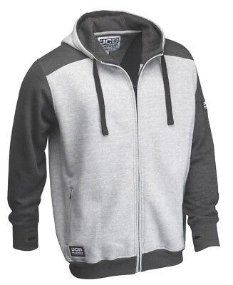 Sizes M-XXL Men/'s Work Jumper Dickies Hooded Hoodie Grey