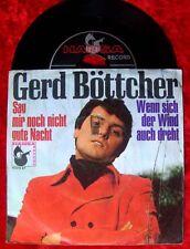 Single Gerd Böttcher: Sag mir noch nicht gute Nacht