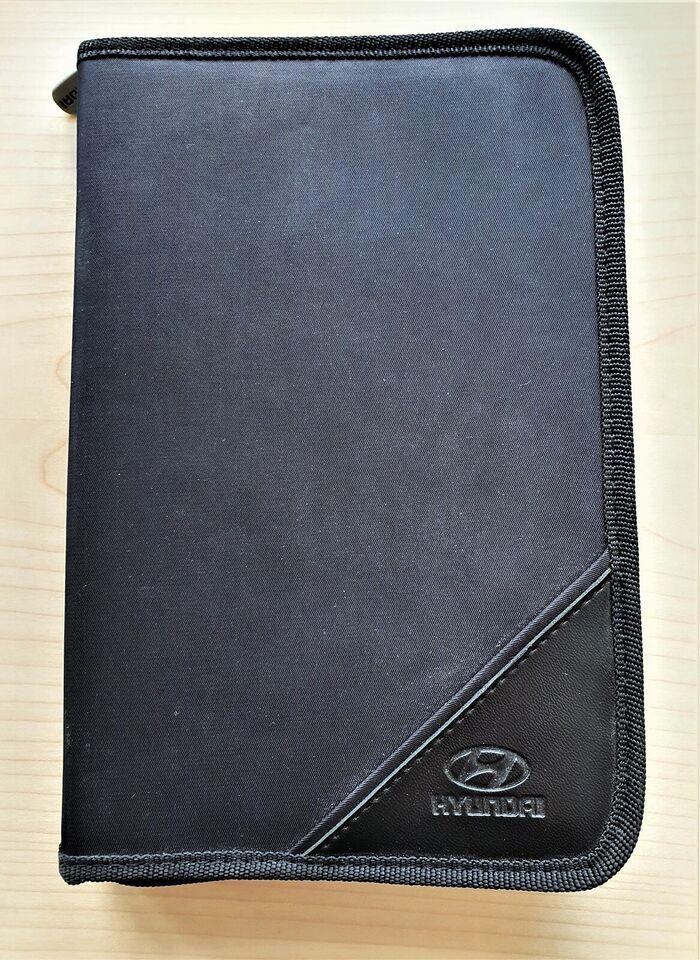 Instruktionsbog, Hyundai I20 instruktionsbog