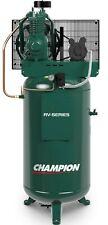 Champion 5 Hp 2 Stage 1 Phase 230 Volt 191 Cfm Air Compressor 318vn Belaire