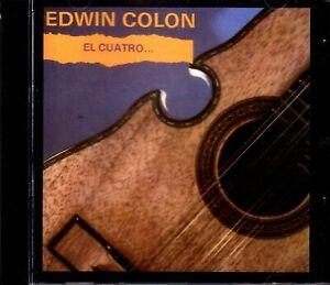 """Edwin Colón Zayas """"El Cuatro más allá del Infinito"""" CD"""