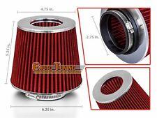 "2.75"" Cold Air Intake Filter RED For B2200/B2300/B2500/B2600/B3000/B4000"
