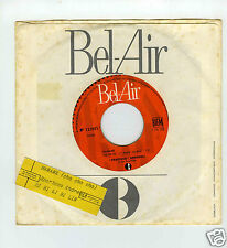 45 RPM SP SPARTACO ANDREOLI BANANE (1960 )