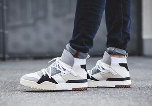 Image is loading Adidas-x-ALEXANDER-WANG-AW-BBALL-BOOST-White-