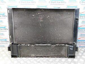 BMW-serie-3-1-F20-F30-4-cilindros-radiador-ventilador-Sudario-Pack-de-7600530-7640508