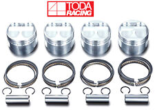 TODA RACING 82.00MM FORGED PISTON KIT ACURA INTEGRA HONDA CIVIC B16A B18C