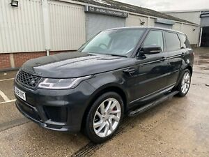 2019 RANGE ROVER SPORT P400e 13.1kWh GPF HSE DYNAMIC FULLY REPAIRED NOT DAMAGED