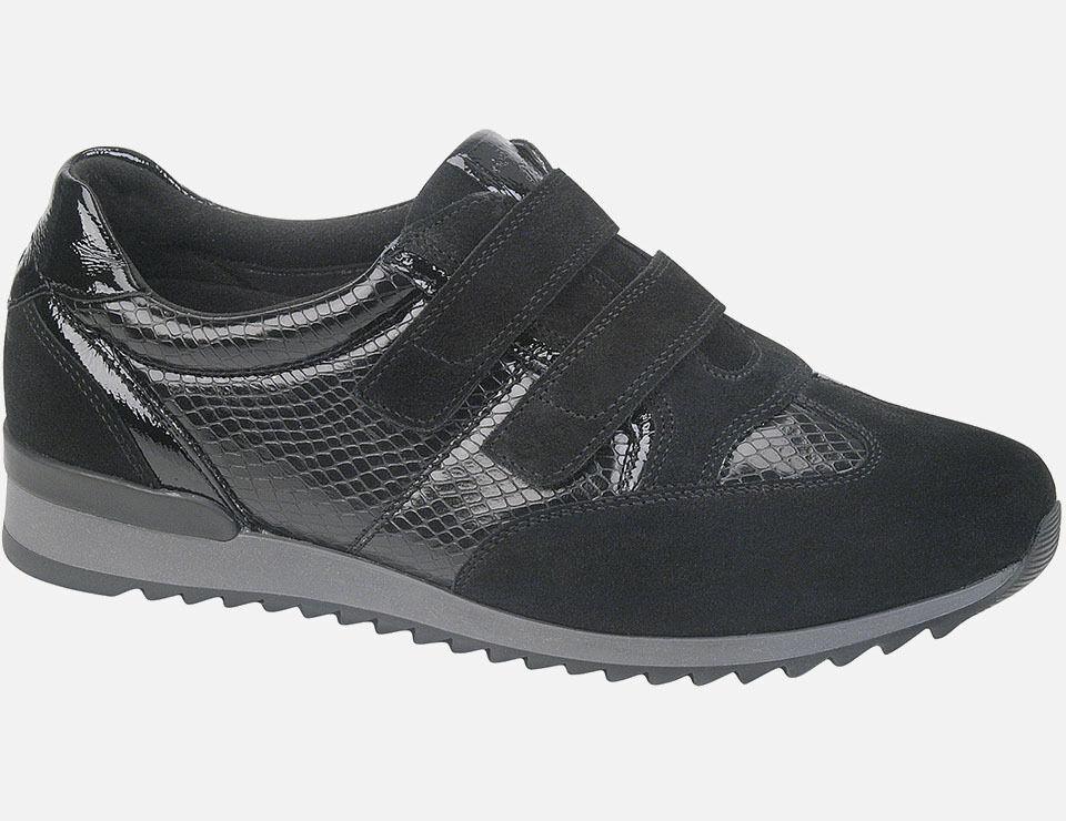 Waldläufer Hurly-Soft Sneaker,  Slipper  Sneaker,  ROTUZIERT 66bc6b