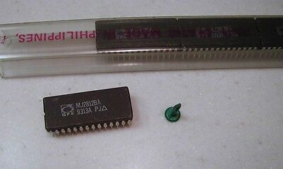 IC MJ 2812BA FIFO Chip Ceramic Package NOS
