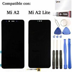 Pantalla-para-Xiaomi-Mi-A2-Mi-6X-Mi-A2-LITE-Redmi-6-PRO-Completa-LCD-Tactil
