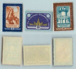 La-Russie-URSS-1958-SC-2092-2094-neuf-sans-charniere-rta5652
