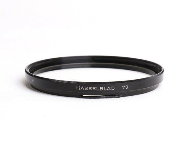 Ex++ Hasselblad 70mm hz 1x -0 Filter for Planar 110mm f/2 Sonnar 150mm f/2.8