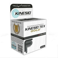 Kinesio® Tex Gold™ Fp Wave Tape One Roll 2 X 16.4' - Black -