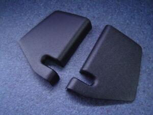 BMW E30 CABRIO 2x Stück Verdeckklappe Blende Abdeckung hinten links rechts
