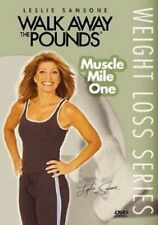 Leslie Sansone - Walk Away the Pounds: Muscle Mile One (DVD, 2006)