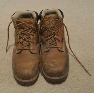 Pre-Owned-Men-s-Timberland-Pro-508-Steel-Toe-Boots