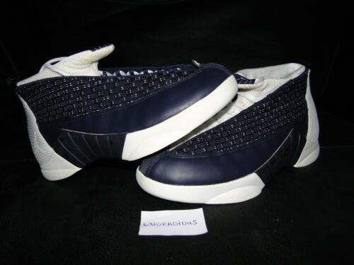 Air Jordan 15 Obsidian Concord Bred 11 Off White Ovo Boost Fragment Uk8