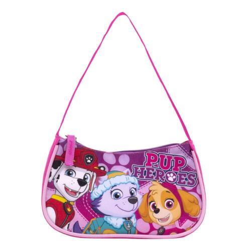 Paw Patrol Hobo Purse Bag Kids Toddler Girl Gift Pretend Play Organizer New