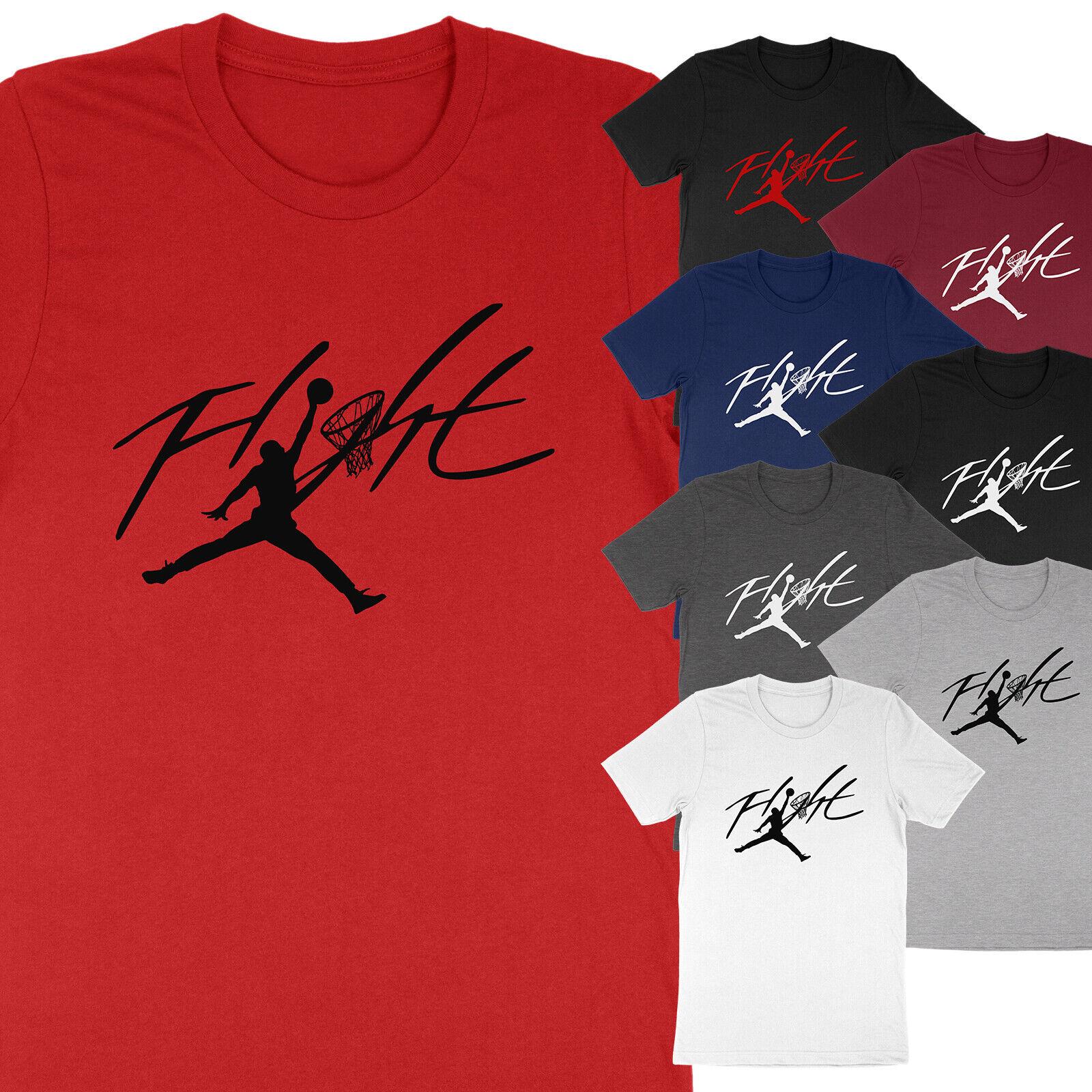 Flight We Trust Tee Basketball T Shirt