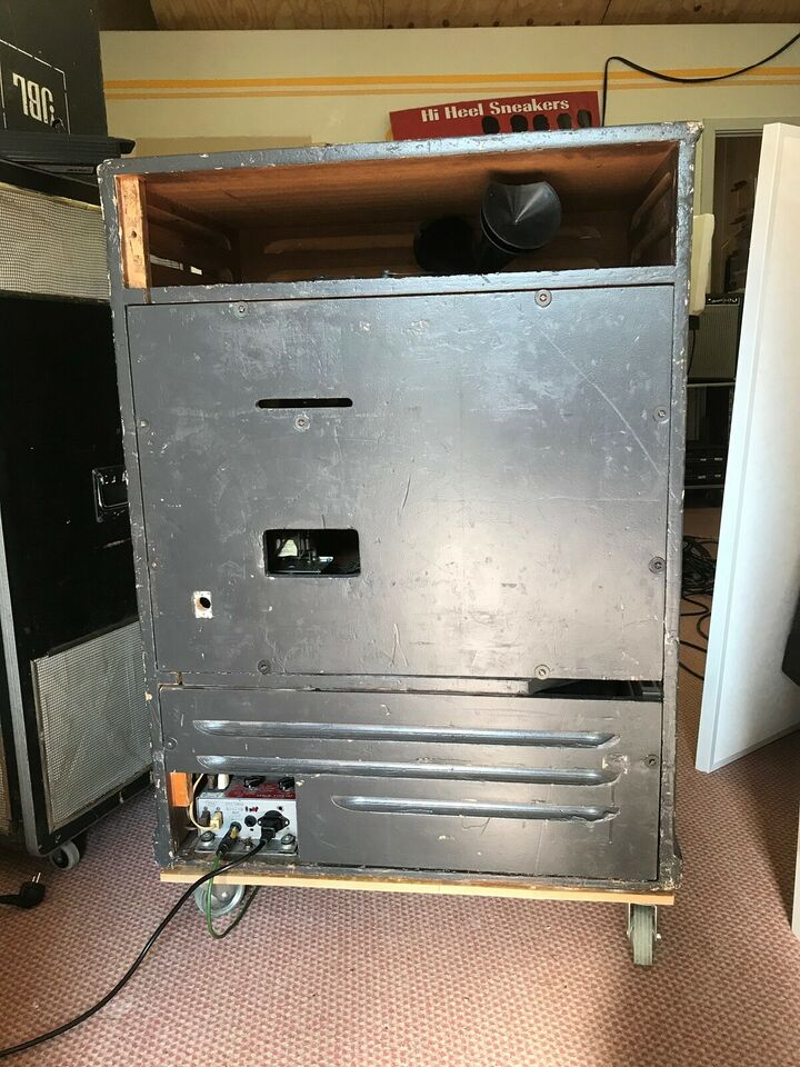 Hammondorgel, Hammond og Leslie P100 + 147