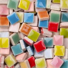 Multi Mix Mini Ceramic Mosaic Shape Tiles