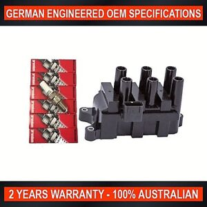 Details about Ignition Coil Pack with Motorcraft Spark Plug Ford AUII  Fairlane Falcon AU2 AU3