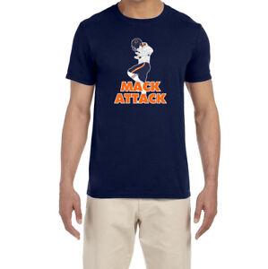 premium selection 08d04 00393 Details about Chicago Bears Khalil Mack Attack T-Shirt