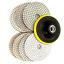 Diamond-Polishing-Pads-4-inch-Wet-Dry-10-Piece-Set-Granite-Stone-Concrete-Marble thumbnail 4