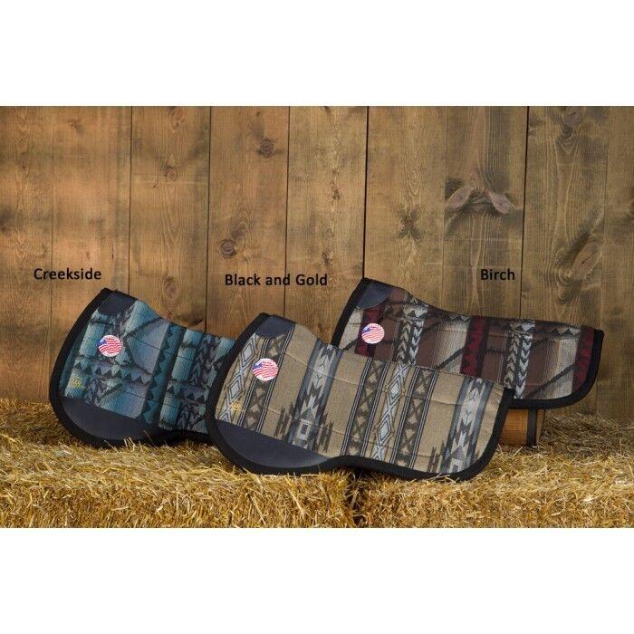Imus 4-Beat® Comfort Grip Saddle Pad