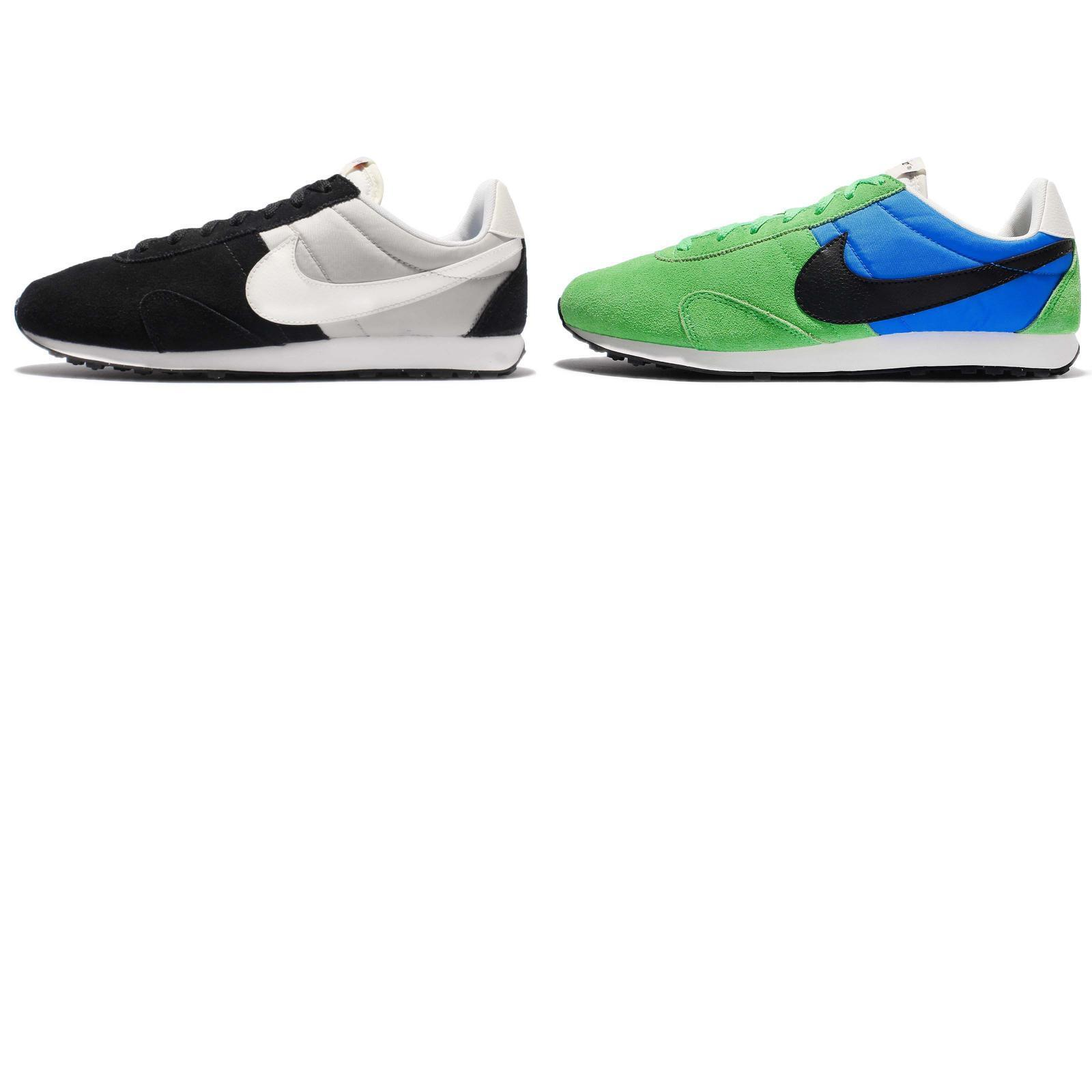 Nike Pre Montreal 17 Men Vintage Running Shoes Sneakers Trainers Pick 1 Black,Blue