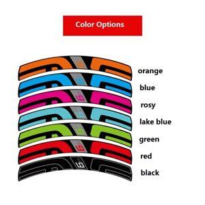 Two Wheel Sticker for M90 TEN MTB Mountain Bike Rim Cycling Decal Two Colors