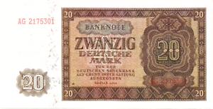 1914 German Empire 2 Mark Banknote UNCIRCULATED CONSECUTIVE
