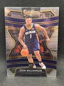 2019-Panini-Select-Zion-Williamson-RC