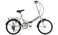 Mizani City+, Folding Bike, Unisex