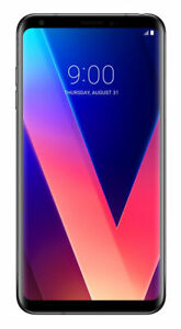 LG V30+ H930DS - 128GB - Black Smartphone (Dual SIM)
