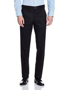 Men-Casual-Trousers-Business-Slim-Fit-Formal-Suit-One-Button-Dress-Pants