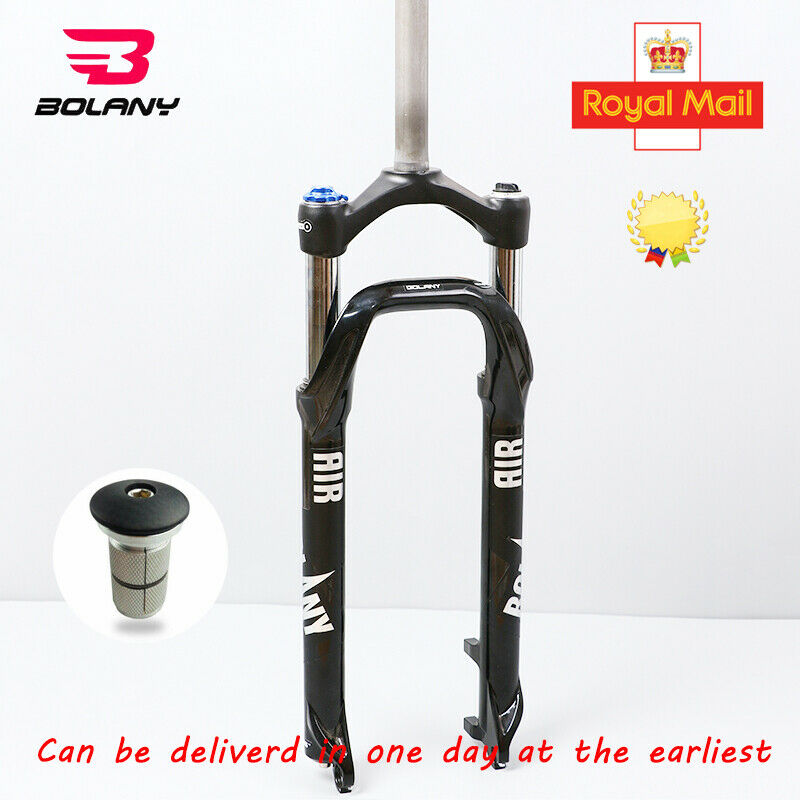 BOLANY 264.0  Suspension Fork Beach Snow MTB Bike 1-1 8  Threadless Fat Forks