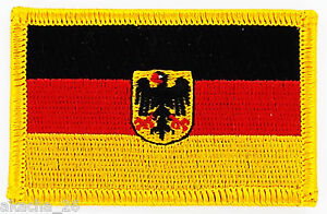 Patch Ecusson Brode Drapeau Allemagne Imperial Insigne Thermocollant Neuf Flag 0e8ku1tv-08013024-851472723