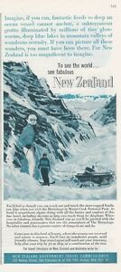 1962-New-Zealand-Government-Travel-Vintage-Snow-Ski-Hermitage-MT-Cook-PRINT-AD