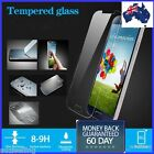 Samsung Galaxy S5 Tempered Glass Screen Protector Touch Sensitive Clear Guard