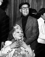 8x10 Print Mae West Groucho Marx Candid #MW8