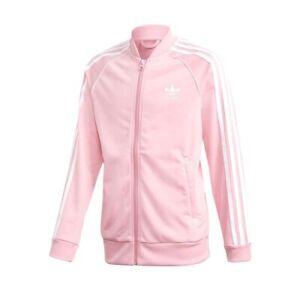 Details about Adidas Track Jacket Girl Sst Tt Pink DN8167 Pink Mod. DN8167