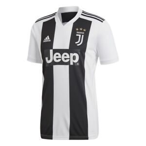 pretty nice 7619c d06a7 adidas Juventus 2018 - 2019 Home Soccer Jersey New Black ...